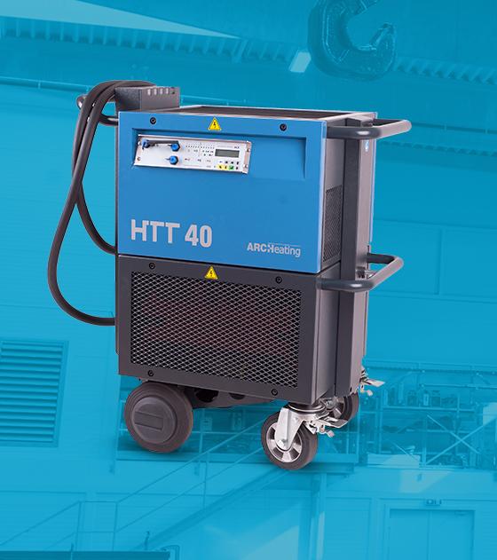 Mobilní zařízení pro tepelné zpracování