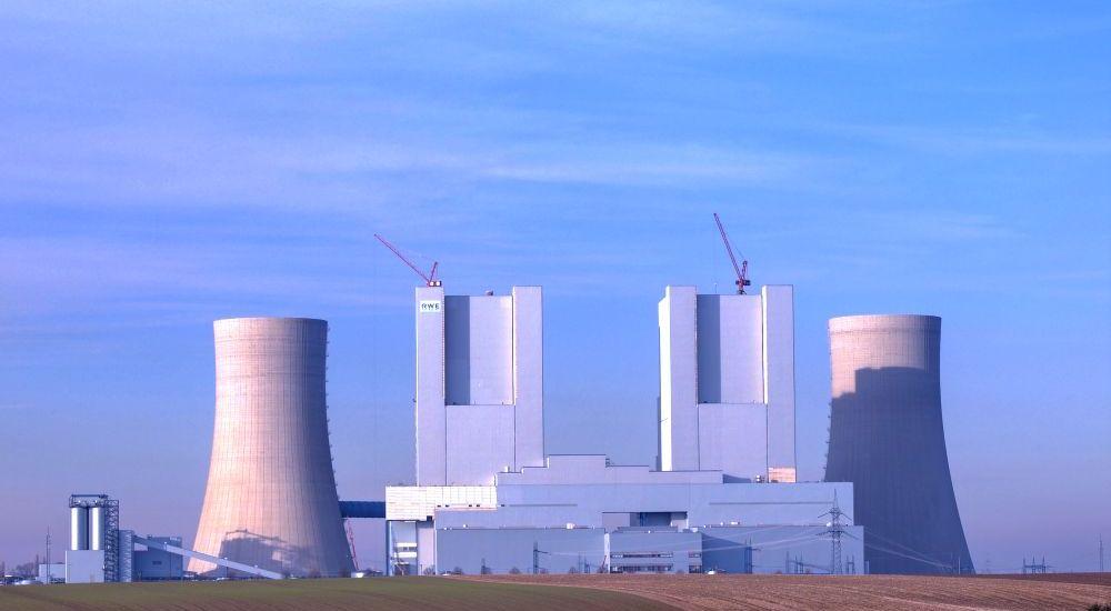 1 649 svarů, elektrárna Neurath v Německu, tepelné zpracování kovů