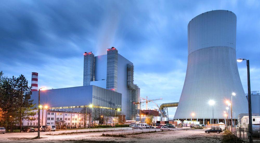 6 200 svarů, elektrárna Kozienice, tepelné zpracování kovů v Opoli
