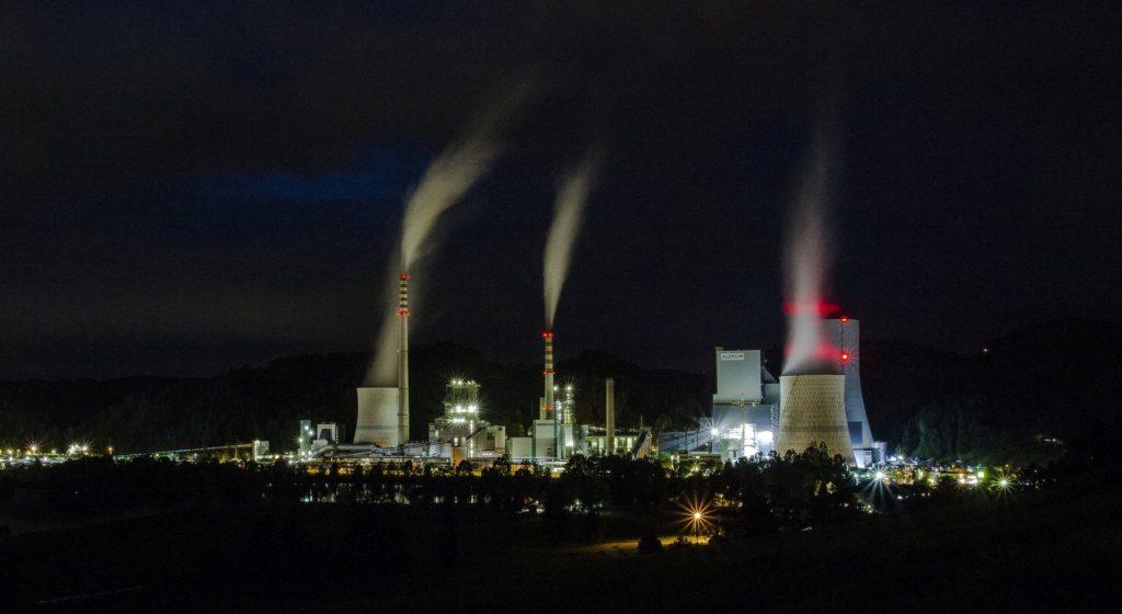 6 419 svarů, elektrárna Šostanj ve Slovinsku, tepelné zpracování kovů