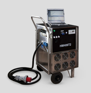 Heatmasters Portable Unit
